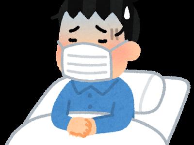 【実録】インフルエンザが発症してから治るまでの経過!自力で治した結果・・・【インフル闘病日記】